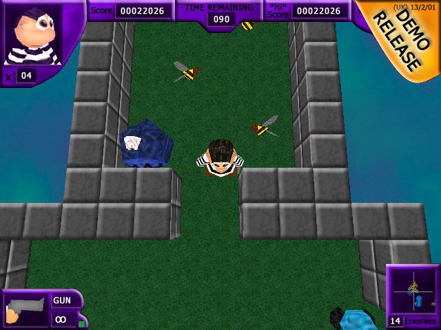 Screenshot of psyworld